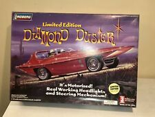 Lindberg 1:12 Diamond Duster Ltd Edition Plastic Model Kit With Electric Motor
