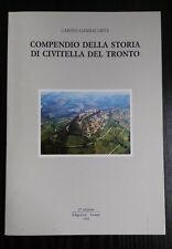 LB408_COMPENDIO DELLA STORIA DI CIVITELLA DEL TRONTO_4a ED_EDIGRAFITAL 1992