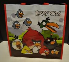 Angry Birds Reusable Tote Bag for Travel Shopping Toys Gifts NEW