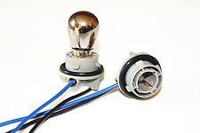 2x LAMPADE FRECCE PRESA r5w r10w versione Socket Cavo ba15s 1156 12v ripararli