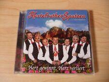 CD Kastelruther Spatzen - Herz gewinnt, Herz verliert - 2008