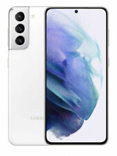 Samsung Galaxy S21 5G SM-G991U - 128GB - Phantom White (Unlocked) - NEW INBNOX
