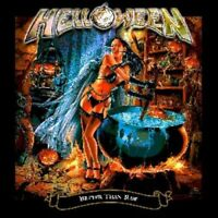 Helloween - Better Than Raw [New CD] UK - Import