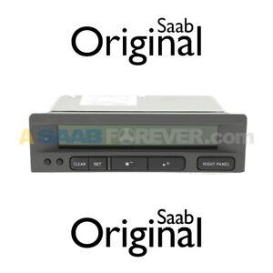 SAAB 9-5 1999-2001 SID SAAB INFO DISPLAY TRIP COMPUTER NEW GENUINE OEM 12806125