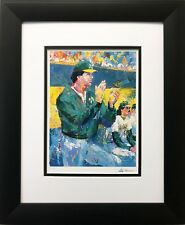 "LeRoy Neiman ""Tony Larussa-Manager of the year "" FRAMED ART Baseball Oakland Ath"