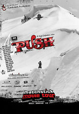 Push / Pull 2 DVD Set from Matchstick Productions - Ski Movie - Free US Ship!