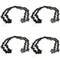 "4 Pack Chainsaw Chain For 14"" Stihl Ms 193 201 192 200  3/8 P .050 50 Top Handle"