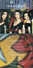 CD Single Bananarama MEGARAMA '89 (1989) 8-TRACK CARD SLEEVE  REMIXES EX