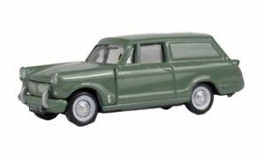 """Pocketbond """"Classix"""" EM76683 Triumph Herald Courier Van - Mid Green"""