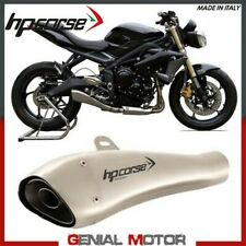 Pot D'Echappement Hp Corse Hydroform Satin Triumph Street Triple 2013 13