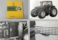 John Deere 6800 Traktor Betriebsanleitung 1993