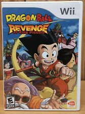 Dragon Ball Revenge of King Piccolo (Nintendo Wii, 2009, Namco) *Complete E
