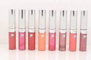 Choose 2 Lancome Color Fever Lip Gloss - Hot Number Scarlet Fuchsia Ginger Rose