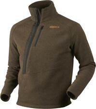 Harkila Nite pullover Warm olive melange Large  Green  Other Hunting Clothing &