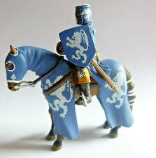 Soldat de plomb du moyen-âge ALTAYA - FRONTLINE - Chevalier cheval robe Antioche