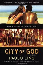 City of God: A Novel by Paulo Lins