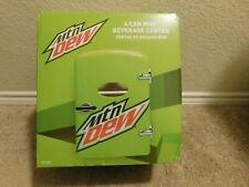 New Intertek Mtn Dew 6 Can Mini Beverage Center