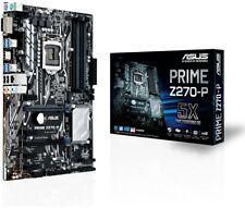 ASUS PRIME Z270-P ATX Motherboard LGA 1151 Intel DDR4 CrossFire