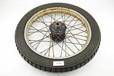 Moto Guzzi Airone - Hinterrad Rad Felge hinten