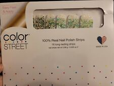 Color Street Total Celt-Down ~Retired~ 100% Nail Polish Strips