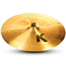 "Zildjian K0834 24"" Light Ride Drumset Cymbal Med Bell Size & Dark Sound - Used"