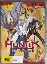 HUNTIK VOLUME 1 - A SEEKER IS BORN - NEW & SEALED REGION 4 DVD