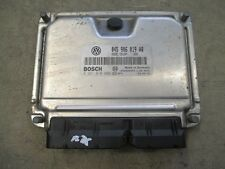 Motorsteuergerät VW Polo 9N 1.4 TDI 045906019AQ Steuergerät Motor BAY