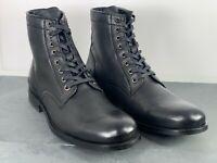 New Men's Frye Tyler Black Lace Up Boots Shoes  Size 11  $328