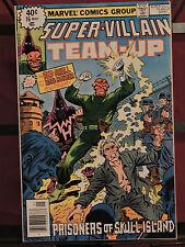 Super-Villain Team-Up #16 (May 1979, Marvel)