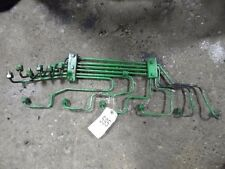 John Deere 4430 Complete Set of Injector Lines, Tag #595