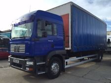 Curtain Side Automatic Commercial Lorries & Trucks