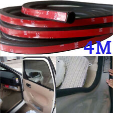 """New 157"""" x 0.47"""" x 0.39"""" 4M Small D RUBBER SEAL WEATHER STRIP FIT FOR CAR DOOR"""