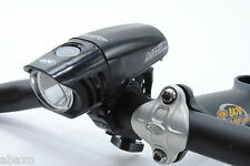 NITERIDER Mako 150 Lumens LED Bike Front Head Light 1.5 + Watt Bicycle Bright