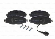 SKODA OCTAVIA Brake Pads Set Front 2012 on Bosch 2K5698151 2K5698151A 2Q0698151F