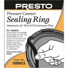 Presto 09055, Pressure Cooker Sealing Ring With Automatic Air Vent