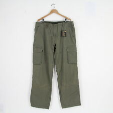 Mens New Alpha Industries Fatigue 6 Pocket Cargo Combat Pants W 38 - 40 L 34 BNT