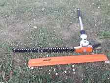 Stihl HL-KM 145° Long Reach Hedge Trimmer Kombi Tool Attachment