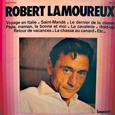 ROBERT LAMOUREUX voyage en italie/dernier de la classe/cavalerie LP IMPACT VG++