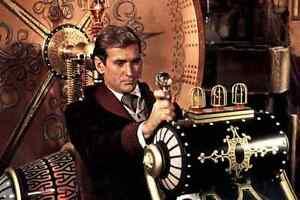 THE TIME MACHINE (1960) MOVIE SC-FI QUALITY PICTURE SOUND DVD PUBLIC DOMAIN