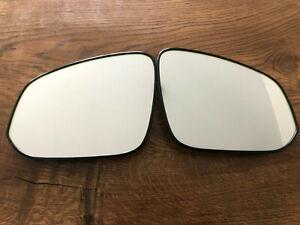 Toyota RAV4 2013-2018 RH+LH Right+LEFT SET View Mirror Glass heated Genuine