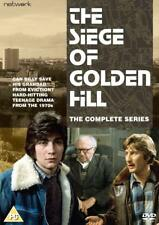 DVD:THE SIEGE OF GOLDEN HILL THE COMPLETE SERIES - NEW Region 2 UK