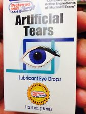 ARTIFICIAL TEARS OPHTHALMIC SOLUTION 15 ML (PACK OF 3)