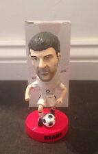 Roy Keane Manchester United Mini 2003 Bobblehead, White Jersey, Ireland