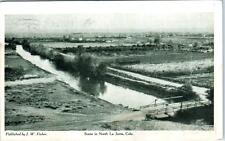 LA JUNTA, Colorado  CO   Birdseye Scene in NORTH LA JUNTA   1909  Postcard