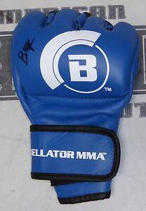 Brooke Mayo Signed Official Bellator MMA Glove BAS Beckett COA 172 Autograph UFC