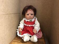 Monika Levenig Vinyl Puppe 50 cm. Top Zustand