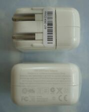 TWO (2)- 10 Watt 2.1 AMP Wall Charger for iPad 1/2/3 and Up