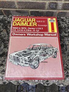 Haynes Manual Jaguar Daimler