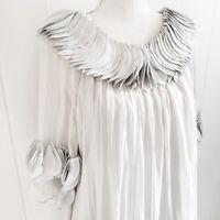 stella mccartney Silk Feather Dress