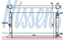 NISSENS Radiador, refrigeración del motor VOLKSWAGEN SEAT FORD GALAXY 63991